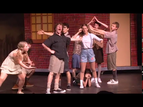 &quot;BLOOD BROTHERS&quot; musical &quot;KIDS GAME&quot; &quot;French Woods&quot;