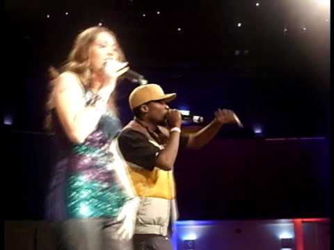 MC MIGHTY feat Jennifer Hurley ( Summer Vibe)