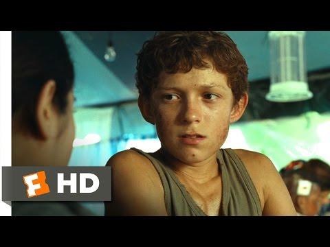"""Tom w filmie """"Niemożliwe"""""""