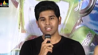 Allu Sirish Speech at Srirastu Subhamastu Movie Song Launch | Sri Balaji Video - SRIBALAJIMOVIES