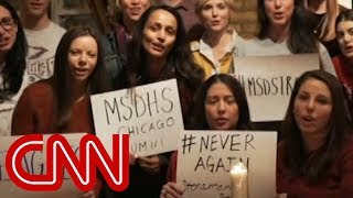 Alumni to shooting survivors: We are with you - CNN
