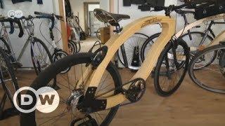 This year's bike trends   DW English - DEUTSCHEWELLEENGLISH