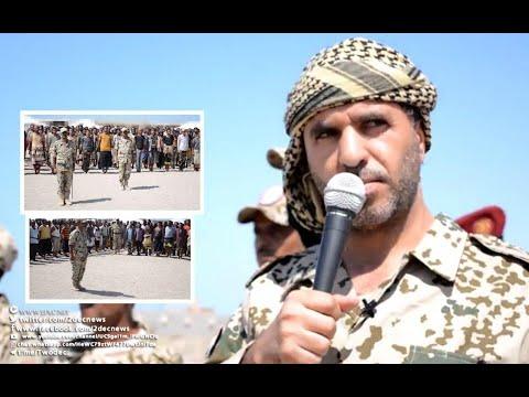 العميد صادق دويد: نرد على خروقات الحوثيين باستنزافهم والمشتركة نموذج لوحدة الصف
