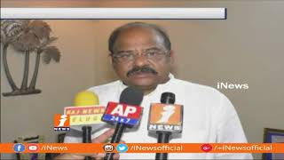 Akula Satyanarayana Welcomes BJP Decision Over Kanna Laxminarayana As AP Party Chief | iNews - INEWS