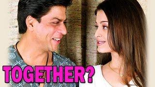 Shahrukh Khan and Aishwarya Rai Bachchan might work together in Rohit Shetty's film!