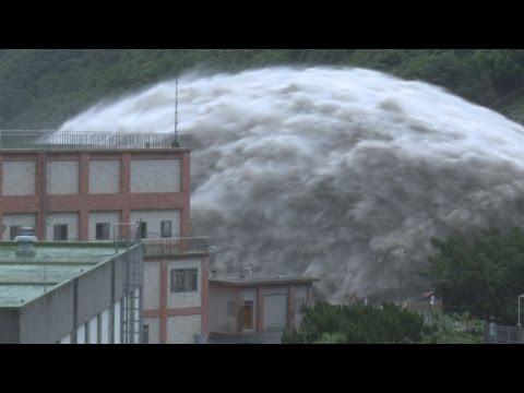 Amazing Mega Flood