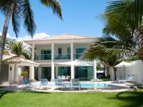 Marcelo Cabral vende casa beira mar em Vilas do Atlantico -BA