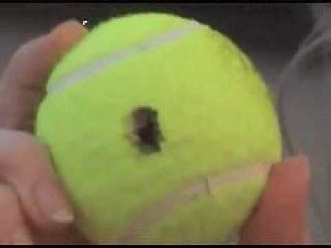 How To Unlock Your Car With A Tennis Ball
