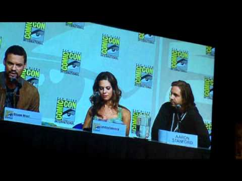 Nikita @ SDCC 2012 Part 3