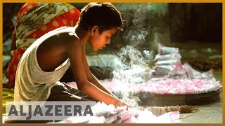 🇧🇩 Child labour in Bangladesh's cheap cigarette factories | Al Jazeera English - ALJAZEERAENGLISH