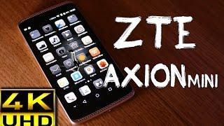 ZTE Axon Mini - Обзор