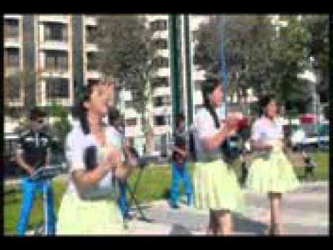 Las Chicas Primavera y el Grupo Puro Pasion de bolivia  DE TI ME ENAMORE