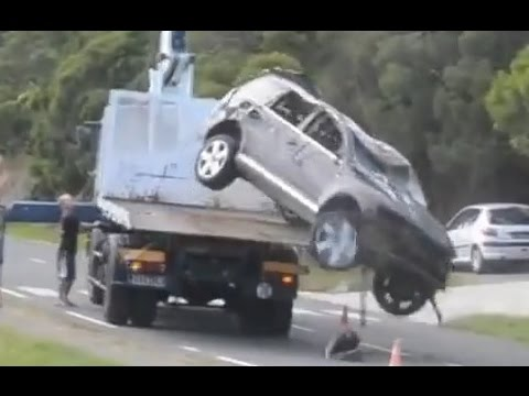 Funny road accidents,Funny Videos, Funny People, Funny Clips, Epic Funny Videos Part 28 - عرب توداي