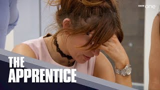 Sarah's team struggle to come up with a design - The Apprentice 2017: Final | Preview - BBC One - BBC