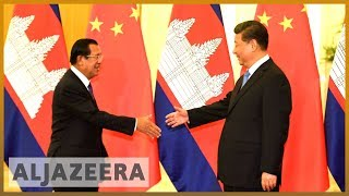 🇨🇳🇰🇭Why is China boosting investment in Cambodia? | Al Jazeera English - ALJAZEERAENGLISH