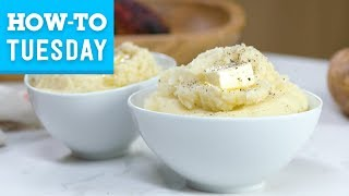 How to Make Perfect Mashed Potatoes | Food Network - FOODNETWORKTV
