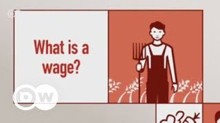 What is wage labor? | Made in Germany - DEUTSCHEWELLEENGLISH