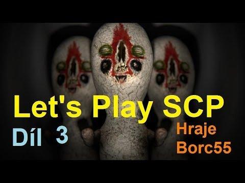 SCP Let's Play - Díl 3 - Bílej nudista