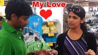 My Love | A Telugu Short Film | By Kireety Dinakar - YOUTUBE