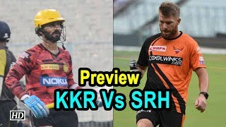 IPL 2019 | Preview | KKR have task cut out against SRH - IANSINDIA
