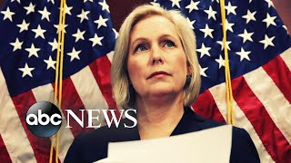 New York Senator Kirsten Gillibrand announces 2020 presidential run - ABCNEWS