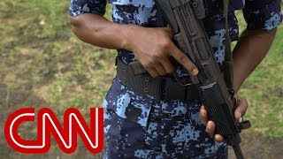 CNN granted rare access to site of alleged genocide - CNN