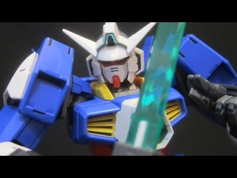 MG Age-1 Sparrow (Part 4: Verdict) Gundam Age gunpla 1/100 Spallow model review