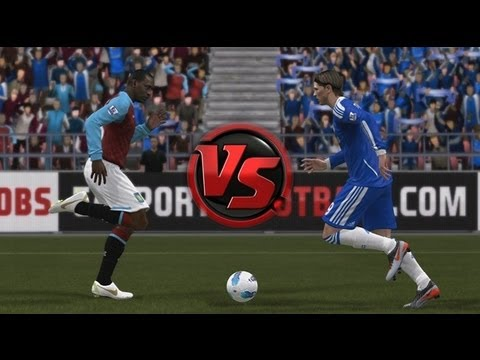 FIFA 12 I Emile Heskey vs Fernando Torres - The Ultimate BATTLE!