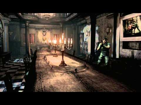 Resident Evil Remastered - Gameplay Trailer