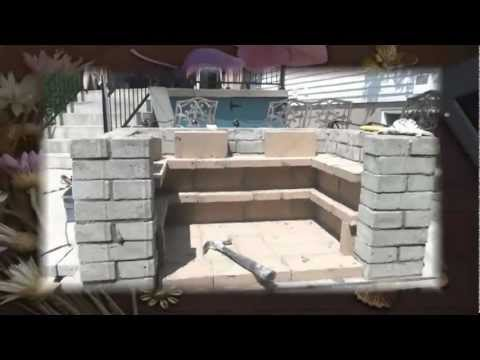 Related video for Construire un foyer exterieur en pierre