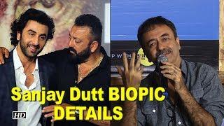 Sanjay Dutt BIOPIC: Man who did DRUGS & had a gun, Hirani spills DETAILS - IANSINDIA