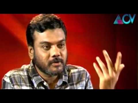 Ullu Thurannu - Santhosh talks on societal change