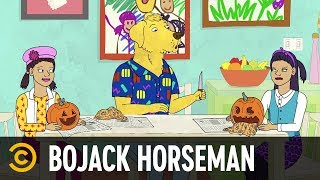 Everyone Is Either a Zoë or a Zelda - BoJack Horseman - COMEDYCENTRAL