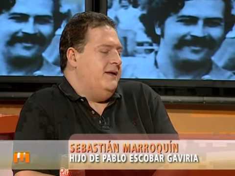 Parte 2 ENTREVISTA A SEBASTIÁN MARROQUÍN - Hijo de Pablo Escobar Gaviria