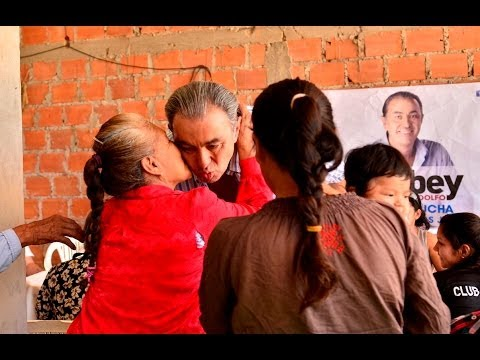 Rodolfo Urtubey festejó el Día de la Madre en Cuña Muerta