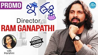 E Ee Movie Director Ram Ganapathi Exclusive Interview - Promo || Talking Movies With iDream - IDREAMMOVIES