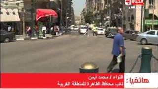 بالفيديو. محافظة القاهرة: فتح 6 خطوط جديدة لمنطقة الترجمان لتشجيع حركة البيع