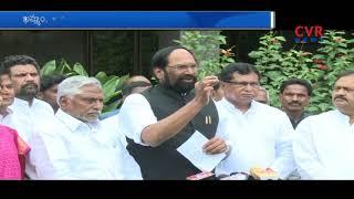 MLA ల సభ్యత్వాలు పునరుద్ధరించకుంటే..కోర్టుకెళ్తాం|KCR Govt Democracy Killing in State| CVR News - CVRNEWSOFFICIAL