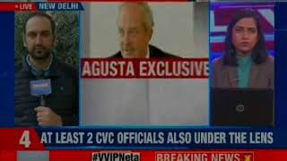 AgustaWestland: NewsX exposes Christian Michel's links with CVC - NEWSXLIVE