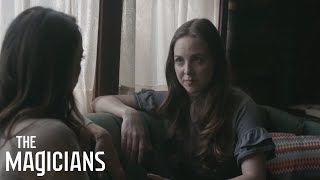 THE MAGICIANS | Season 3, Episode 8: Total Transparency | SYFY - SYFY