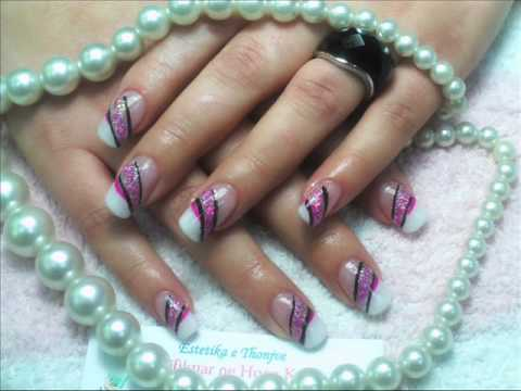 Video Gel Nails 3 ,  Tirane - Albania
