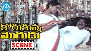 Korukunna Mogudu Movie Scenes - Satyanaryana And Rama Prabha Comedy || Shoban Babu || Satyam - IDREAMMOVIES