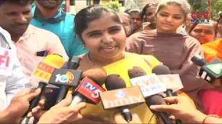 DSC Candidates Protest at Tirupati | Face to Face DSC Candidates | CVR News - CVRNEWSOFFICIAL