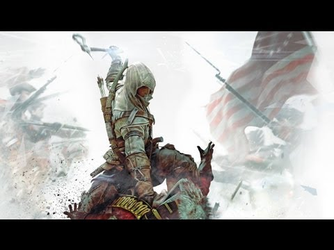 Assassins Creed III: Debut Gameplay Trailer