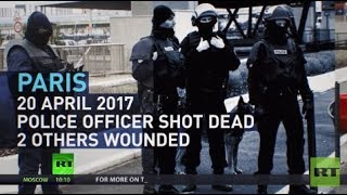 Deadly Wave: French govt forced to act after 45 police suicides this year - RUSSIATODAY