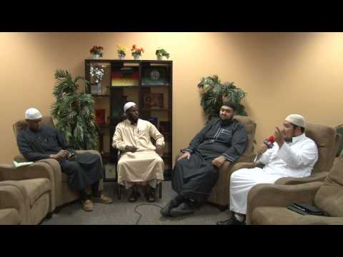 Discussion about Divorce. Host: Sh. Jamac with Sh. Saed Rageah, Sh. Abdulbary & Sh. Navaid Aziz