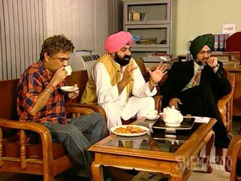 Jija Ji - Part 2 of 10 - Jaspal Bhatti - Superhit Punjabi Comedy Movie