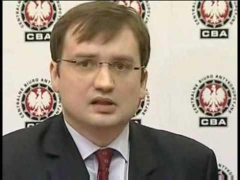 Słynne słowa ministra Ziobry po aresztowaniu kardiochirurga ze szpitala MSWiA. Potem większość zarzutów wobec lekarza okazała się bezzasadna.
