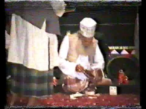 HAZRAT SUFI DOST MUHAMMAD SHAH,, (BABA JEE NAQEEB ULLAH SHAH MEHFIL SAMA ) 1993 (07-20)