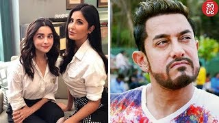 Katrina Not Keen To Talk About Ex Ranbir With Alia | 'Secret Superstar' Takes China By Storm - ZOOMDEKHO